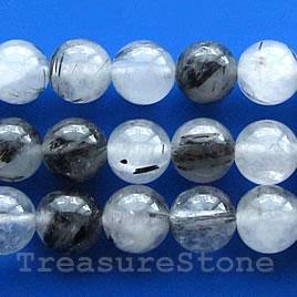 Tourmalinated Quartz Beads Edmonton